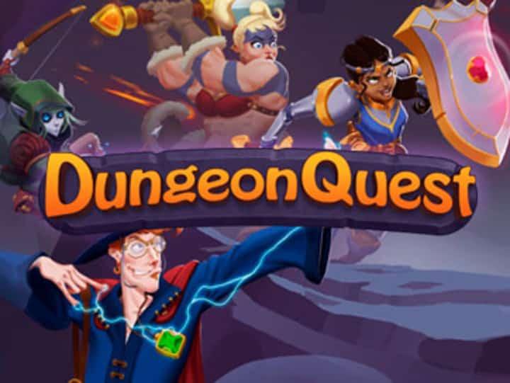 Dungeon Quest Slot Review - CasinoVipOffers
