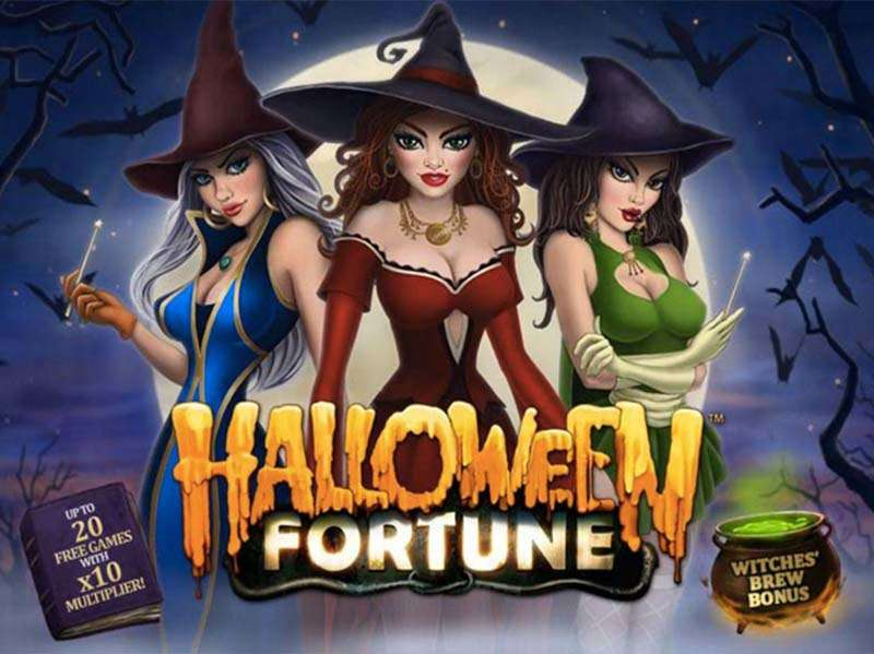 Halloween Fortune Slot Review - CasinoVipOffers